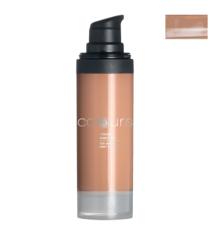 LR Colours krémový make-up Light Caramel - 30 ml