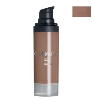 LR Colours bezolejový make-up odtieň Dark Caramel - 30 ml