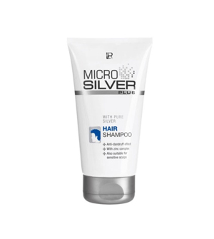 LR MICROSILVER PLUS Šampón proti lupinám 150 ml