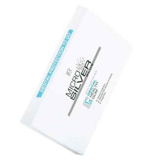LR Microsilver Plus Žuvačky pre zdravé zuby a ďasná 10x 1,4 g