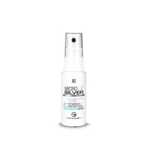 LR Microsilver Plus Ústní sprej pro hygienickou péči 30 ml