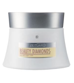 LR Beauty Diamonds Noční krém 50 ml