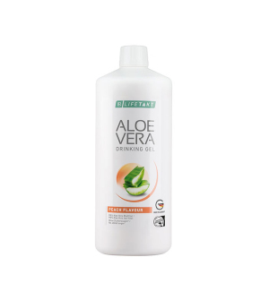 LR Lifetakt Aloe Vera Drinking Gel s Příchutí Broskví 1 000 ml